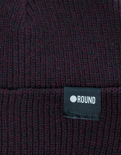 Round Clothing | Berretto Bordeaux