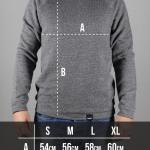 Round Clothing   Guida alle taglie - Felpe