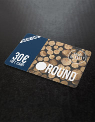 Round Clothing | Gift Card 30 EURO